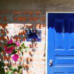 voordeur Blue